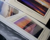 Set of 5 Photography Greeting Cards A5