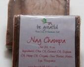 Vegan Nag Champa Cold Process Soap Bar