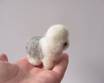 Miniature Old English Sheepdog