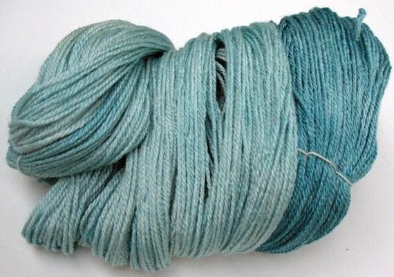 SALE Silk/Merino Yarn Hand Dyed (HCA631L)