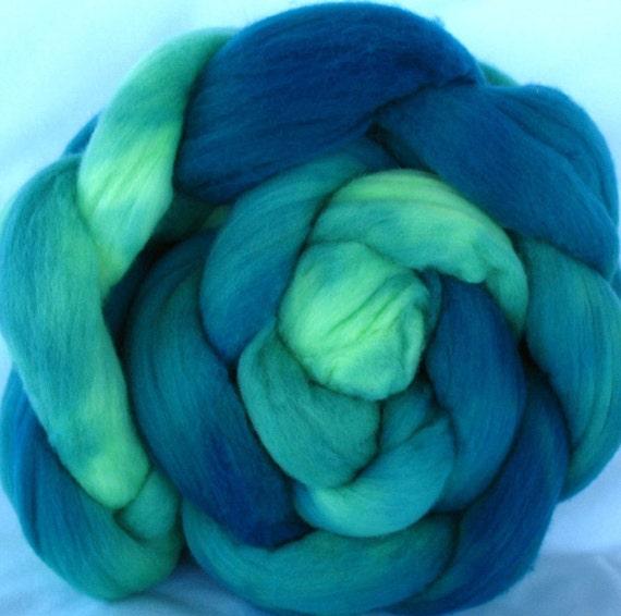 Polwarth Roving Hand Dyed (APO640)