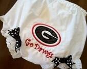 Georgia Go Dawg Bloomers