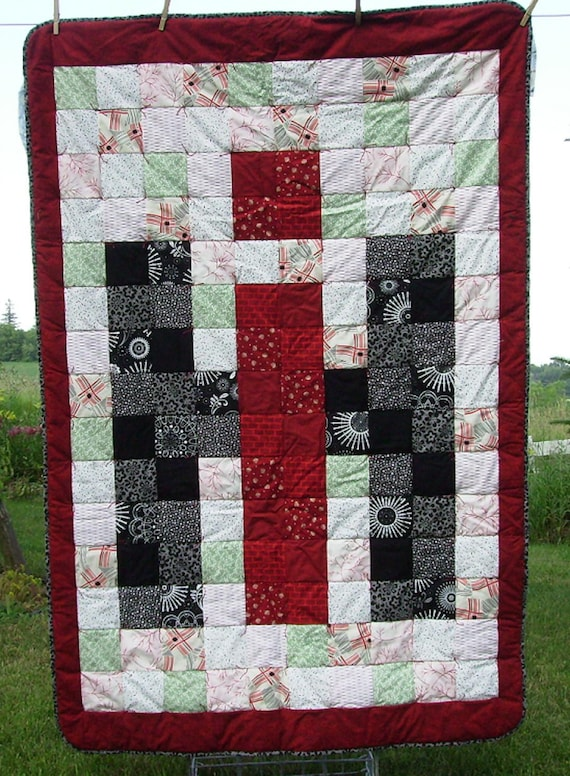 International Harvester Quilt By Koniskakouture On Etsy