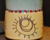 Cup-water, juice, tea, etc.