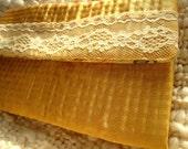 SALE--Gold Rush Clutch