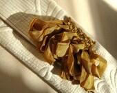 SALE--The Rapunzel long wallet-syle clutch
