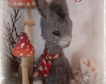 "Sewing, Craft Pattern for 7.9 INCH Donkey ""BrickleBrilL"" PDF"