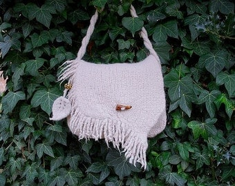 magic treetop bag KNITTING PATTERN