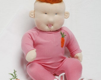 PATTERN: Baby Doll 16 inches