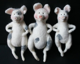 Three Little Pigs Dolls