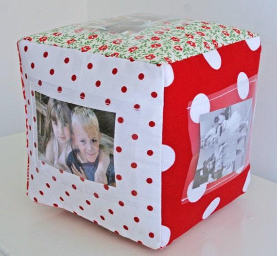PATTERN: Photo Cube