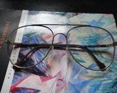 Vintage Zeiss Aviator Eyeglasses