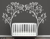 Tree Wall Decal - Canopy Portal - Baby Nursery Wall