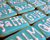Support, care and concern Cookies