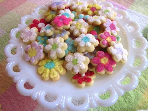 Spring Flowers cookies