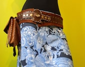 Large pocket Belt - Native Indian -Burning man