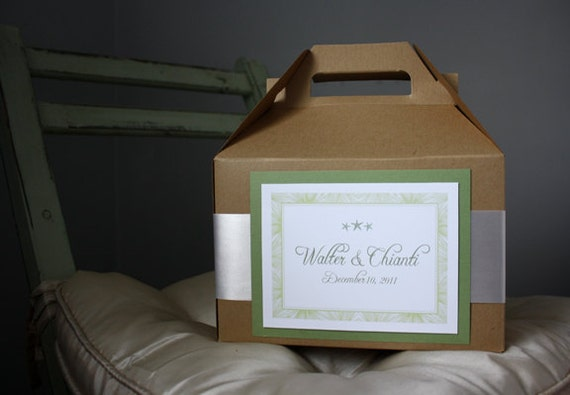 Personalised Wedding Gifts For Guests: Items Similar To Custom Wedding Welcome Overnight Guest