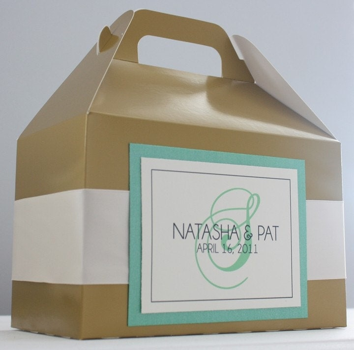 Wedding Gift Box For Guests : Wedding Welcome Bag Gift Box Party Favor for Out of Town
