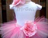Pink Tutu Outfit - Newborn