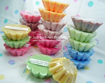 Lot 26 Soy Wax Wickless Candle Tarts Melts - Your Choice of 13 Scents
