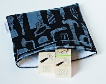 Eco Friendly Reusable Sandwich Bag- Tools