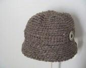 Barley Crochet Hat