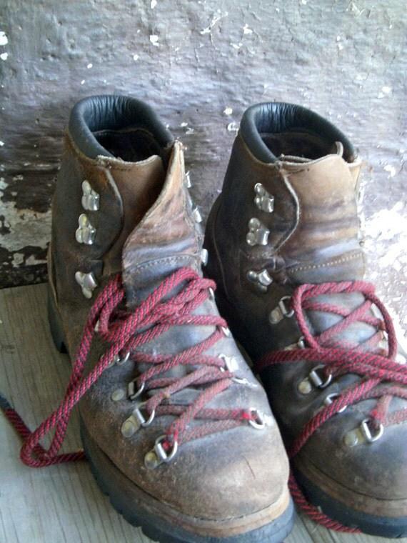 Classic Vintage Dexter Mountineering Boots - Ladies 9 1/2