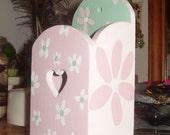 Little Flower Holder Box