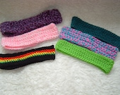 set of 6 headbands made for Stephanie special order colors & size