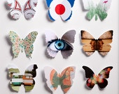 Papillons Graphiques Volume 01. The Graphic Butterfly Collection.