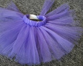 Purple Dog Tutu:  Size Teacup