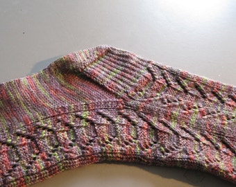Knitting Patterns:  Your Choice Of Any Four Knitting Patterns, Socks, Scarves or Cowls