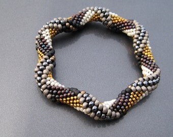 Bead Crochet Patterns:  Your Choice of Five