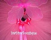 Hot pink Tutu - Custom made - Size - Newborn up to 5T