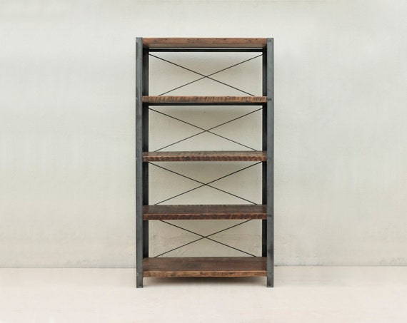 Stunning Reclaimed Shelving Unit,  Super Sustainable