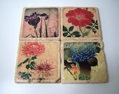 Special Order for CJR124 Set of 12 Asian Themed Coasters.