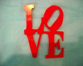 "Reserved Listing for Abigail Smith Philadelphia Love Statue Christmas Tree Ornament 3"" X..."