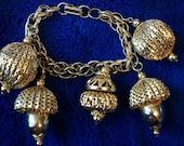 Retro costume jewelry