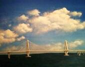 Cooper River Bridge- Charleston, SC
