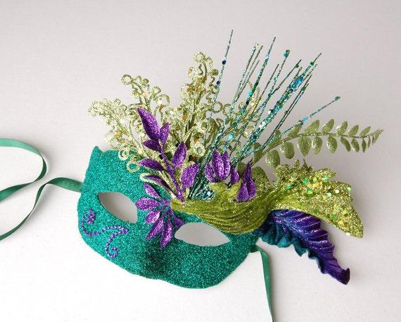 MASK- Roulez- Halloween, fairy, Mardi Gras, Venetian, masquerade