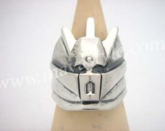 925 Silver Dragun - Getter Dragon - Getter Robo G Ring