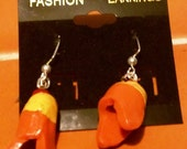 Firefly Dangly Cunning Hat Charm Earrings