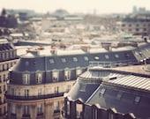Parisian Rooftops - Fine Art Photography (6 x 9 print)