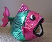Tiny Greenscales/Pink  Fish