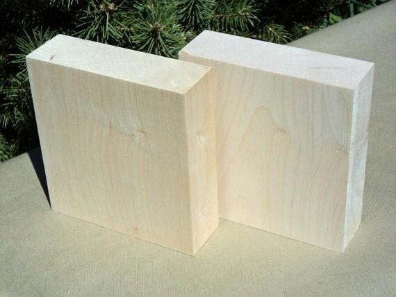 Maple Wood: Reclaimed Wood / Craft Blocks / Turning Blank / Wooden Pen