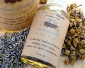 Baby Oil - Lavender Chamomile - Natural Baby Products - Herbal Body Oil - 2 oz Sample Size