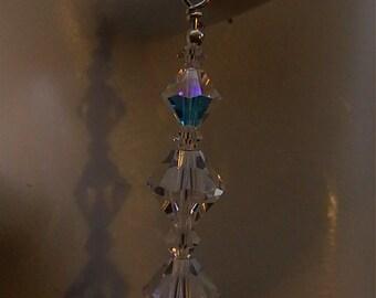 SpellBound - Swarovski crystal earrings.
