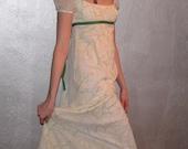 I Do, Mr. Darcy regency style vintage Dress
