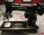 Completely Refurbished Singer 99k Sewing Machine