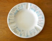 Blue Heaven Ashtray, Royal China,  Rare, Complete Your Set